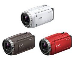 デジタルビデオカメラのおすすめモデル2017年版!メーカー別の特徴一覧