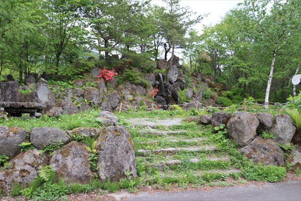 志賀高原の撮影スポットの画像