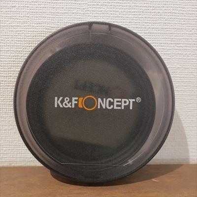 K&Fコンセプトの可変NDフィルター+CPL(偏光)フィルターレビュー!1つ2役で旅行にぴったり